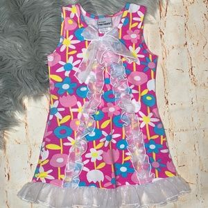 Flap Happy NEW NWT Toddler Dress Sundress 2T A8-26